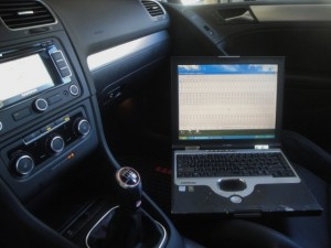 Becuase the car uses a Mosconi 6to8 DSP processor, all tuning can be dune at the front seat using a Bluetooth connected laptop