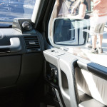 Auto Tech Interiors are releasing their new Audio Pods with this current G Wagon build